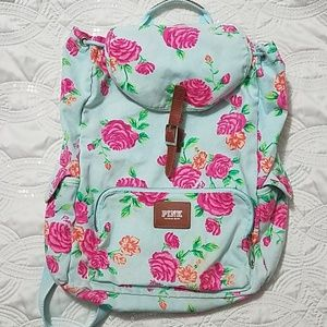 """Pink"" backpack"